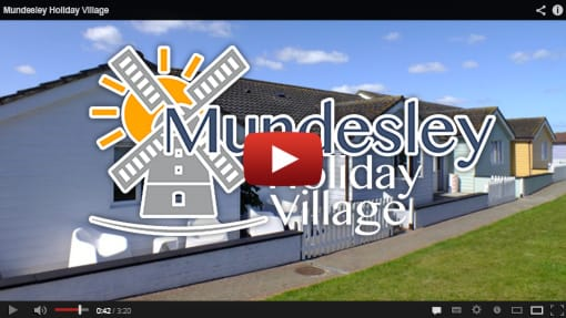 Mundesley Holiday Village video